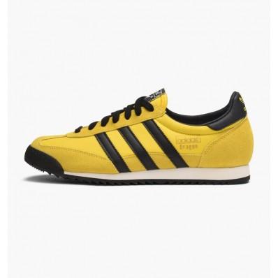 adidas dragon jaune et bleu