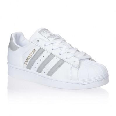 adidas femme blanche superstar