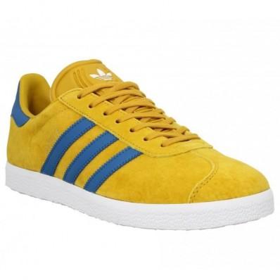 adidas femme gazelle jaune