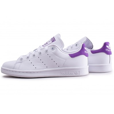 adidas femme stan smith violet