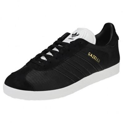 adidas gazelle noir blanche femme