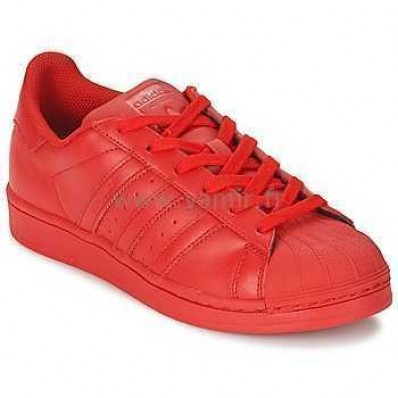 adidas original rouge femme