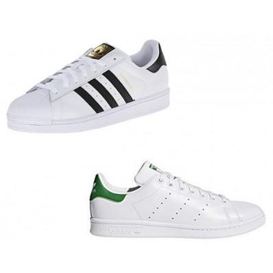 adidas originals stan smith vs superstar