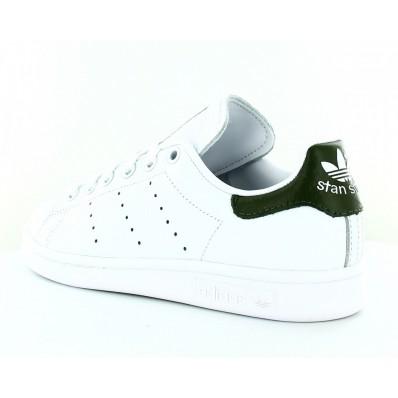 adidas stan smith femme blanc kaki