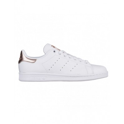 adidas stan smith femme blanche et grise