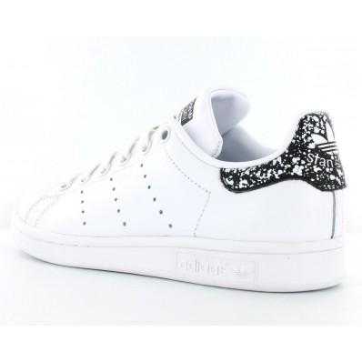 adidas stan smith femme blanche et noire