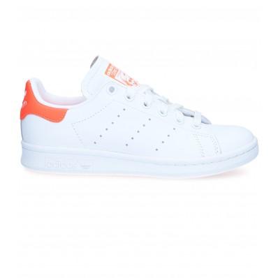 adidas stan smith orange femme