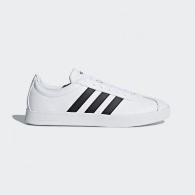 adidas vl court 2.0 blanc femme