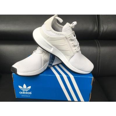 adidas xplr blanche
