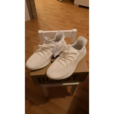 adidas yeezy boost blanche femme