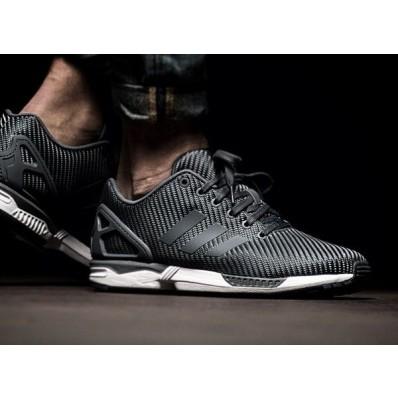adidas zx flux homme gris