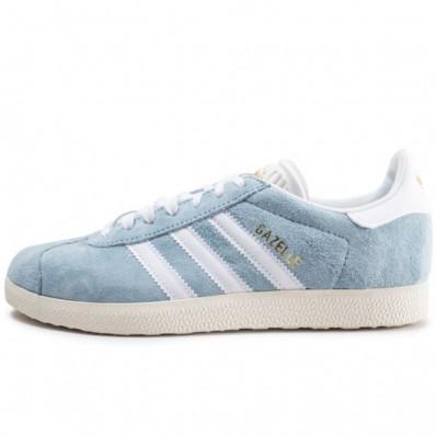 basket adidas gazelle femme bleu