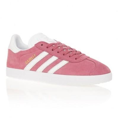 basket adidas gazelle rose femme