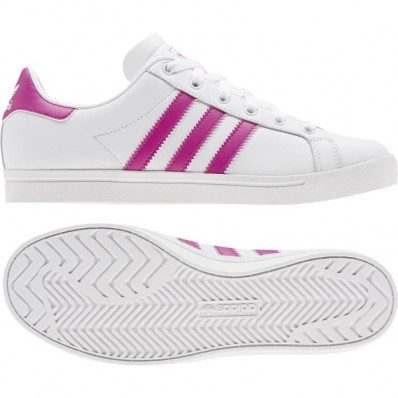 chaussure adidas femme rose