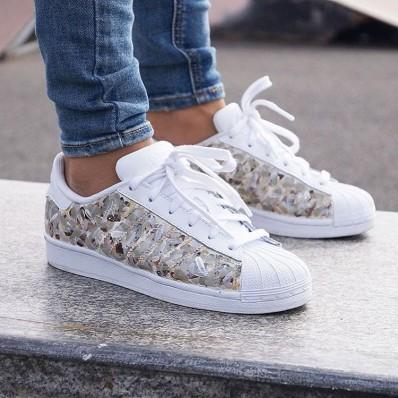 chaussure adidas superstar femme 2017