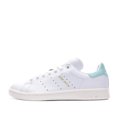 chaussures blanches adidas
