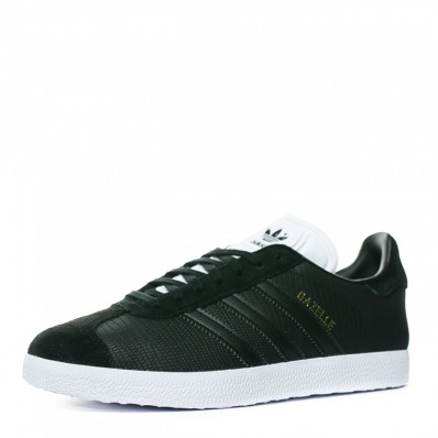 gazelle adidas femme noir et blanche