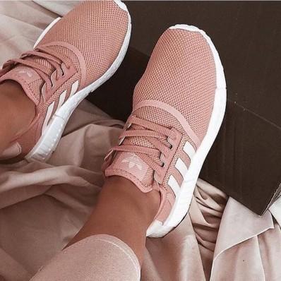 sneakers femme adidas rose