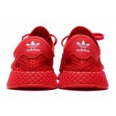 adidas campus rouge vif