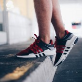 adidas eqt support rouge