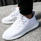 adidas tubular shadow blanche