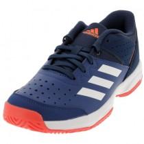 adidas court stabil jr bleu