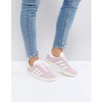 adidas original gazelle femme rose