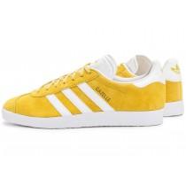 adidas original gazelle jaune