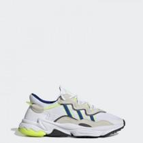 adidas ozweego blanche bleu