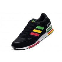 adidas zx 750 vert jaune rouge