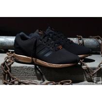 adidas zx flux femme noir et gold