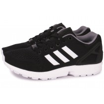 adidas zx flux noir blanche