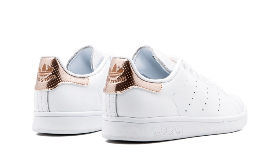 adidas stan smith femme or rose