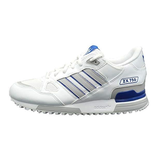 adidas zx 750 homme blanch
